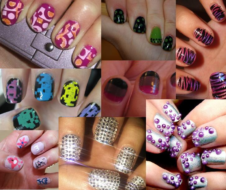 Simple Easy Nail Designs For Short Nails Image Collections Nail Simple Easy  Nail Designs For Short