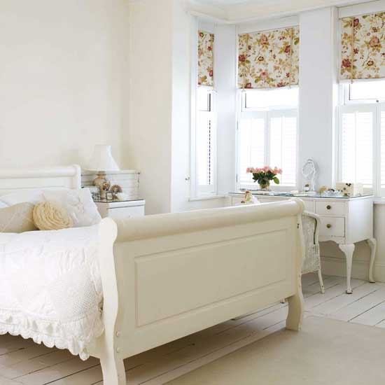 White bedroom ideas for Bedroom designs white