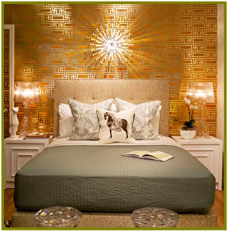 High Quality Beautiful Golden Bedroom Decor Ideas July 26, 2011 Featured .