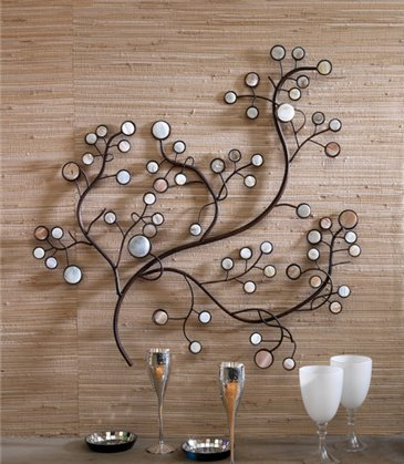 Stylish Metal Wall Art July 19 2011 Products 0 Comments