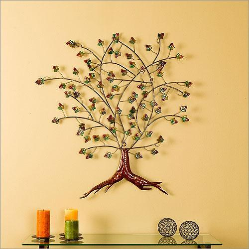 Stylish Metal Wall Art July 19, 2011 Products 0 Comments