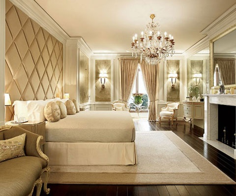Delicieux Gold Bedroom Decor Ideas ...