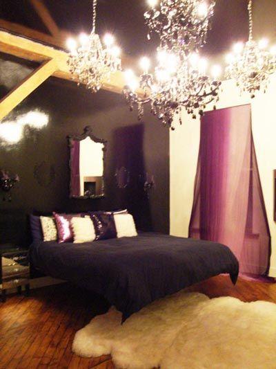 Black And Purple Bedroom Decorating Ideas Memes