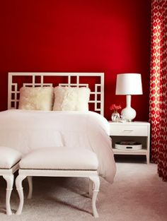 red-bedroom-decor