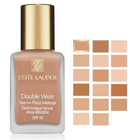 Estee Lauder faundation Double Wear Stay-in-Place Makeup SPF 10