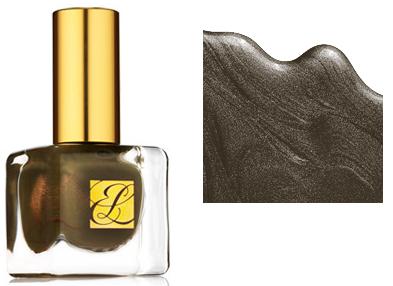 Estee Lauder Pure Color Nail Lacquer METALLIC SAGE