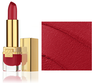Estee Lauder Pure Color Red Velvet Lipstick