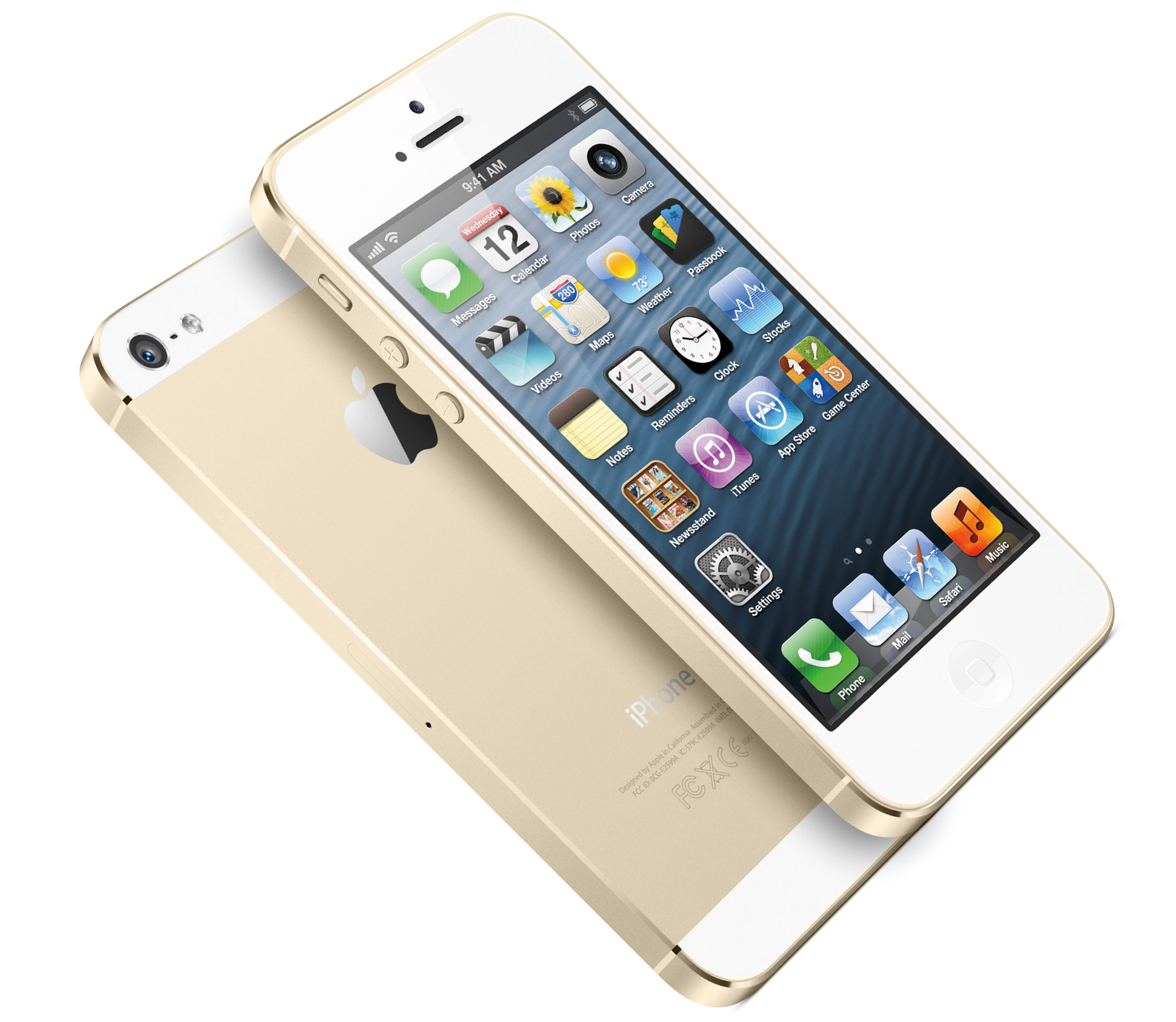Apple iPhone 5s 16GB 4G LTE Champagne Gold