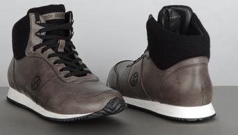 Armani High-top Sneaker For Men