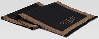 Gucci Wool Scarve For Men