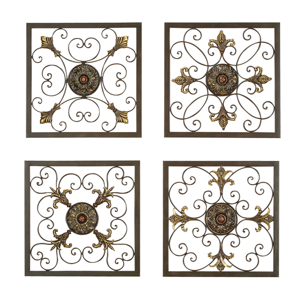 Art Sets: Metal Wall Art Sets