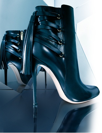Gianvito Rossi Booties