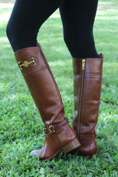 Tori Burch Riding Boots