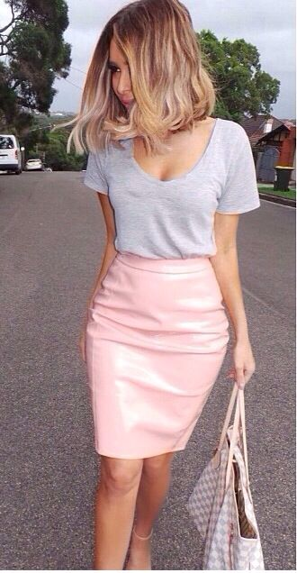 Baby Pink Pastels For Spring