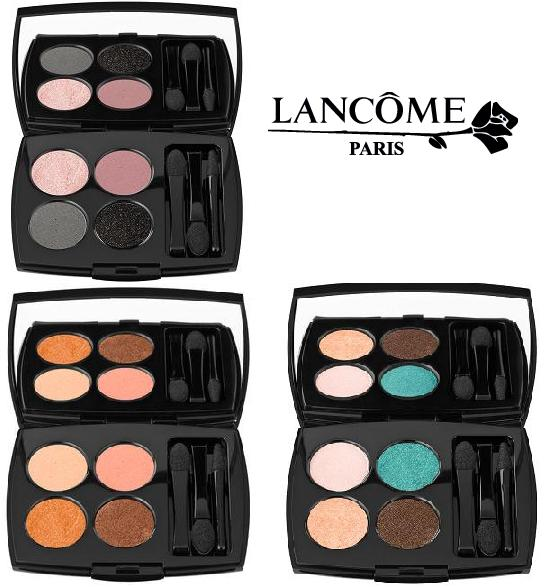 Lancôme COLOR DESIGN Sensational Effects Eye Shadow Quad Smooth Hold