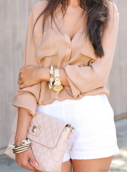 Peachy Pastels for Spring