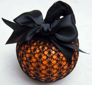 Fashionable Pumpkin