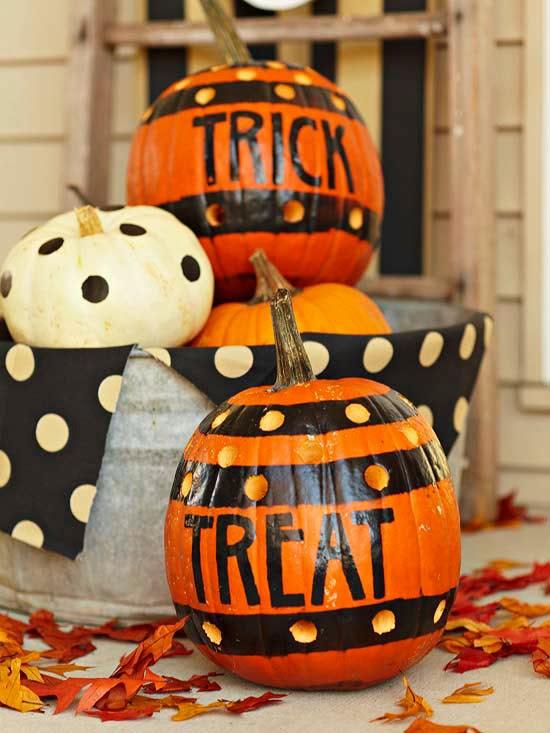 Creative Pumpkins