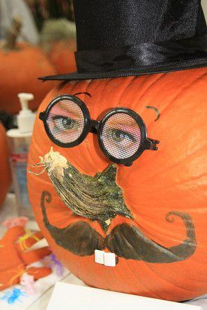 Funny Pumpkin Ideas