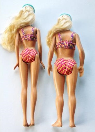 The New Real Barbie