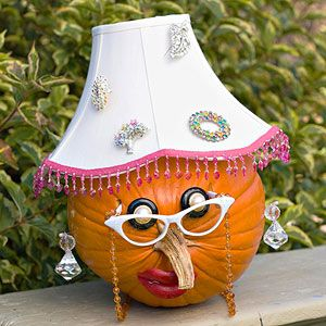 Creative Pumpkin Ideas