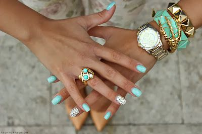 Summer nail designs you need to try this year summernails2 prinsesfo Image collections