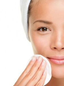 how to clean your face